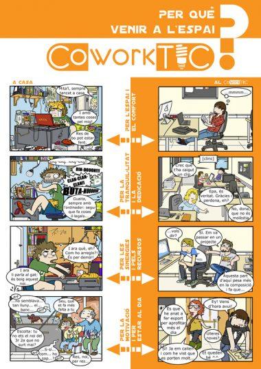co-work-tic flyer