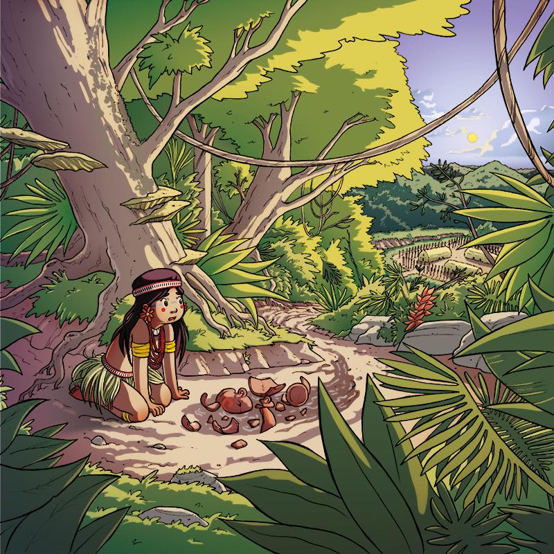 cuentos chamánicos - guaraní 01