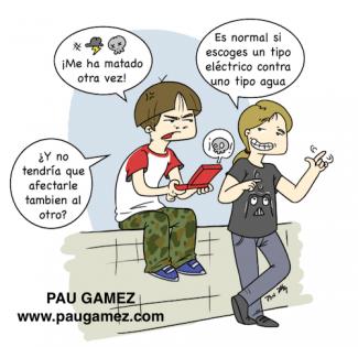 Dame posts y dime friki - frikis menores - by Pau Gámez