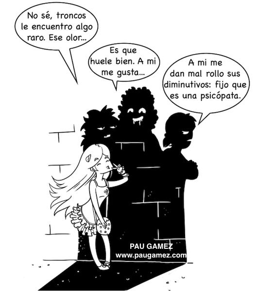 Dame posts y dime friki - kawaii - by Pau Gámez