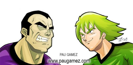 GP Reciko+ - Demuestra tu potencia - versus - by Pau Gámez