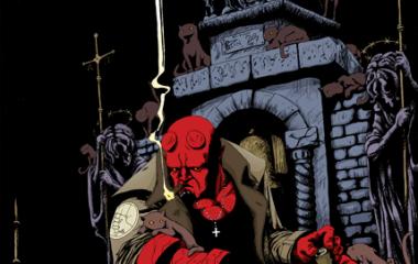 Fanart Hellboy - by Pau Gámez