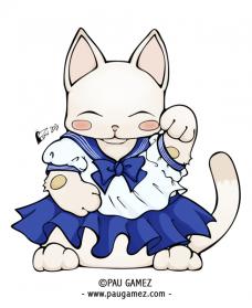 Neko sailor