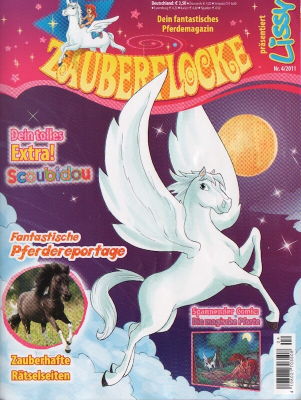 Zauberflocke - portada color - by Pau Gamez