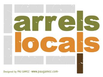 Imagotipo Arrels Locals - by Pau Gámez