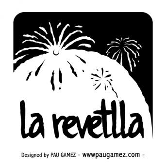 Imagotipo La revetlla - by Pau Gámez