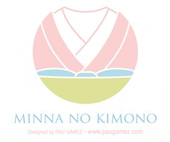 Imagotipo para Minnanokimono - by Pau Gámez
