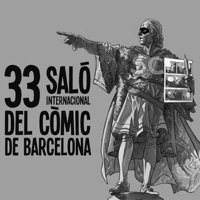 Salón del Cómic de Barcelona 2015