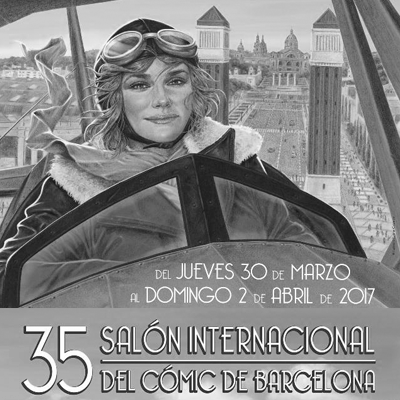 Salón del Cómic de Barcelona 2017