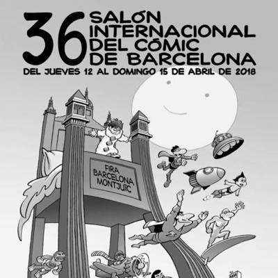 Salón del Cómic de Barcelona 2018