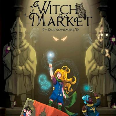 Barcelona Witch Market 2019