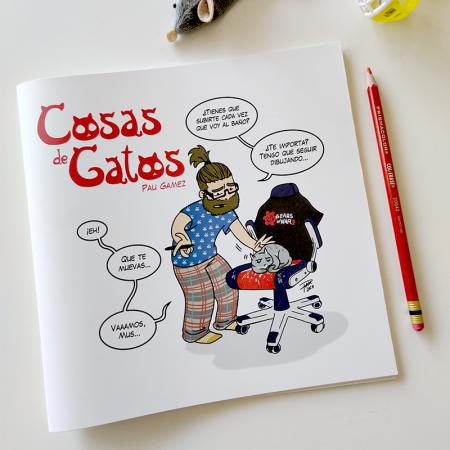 Cosas de gatos by Pau Gamez