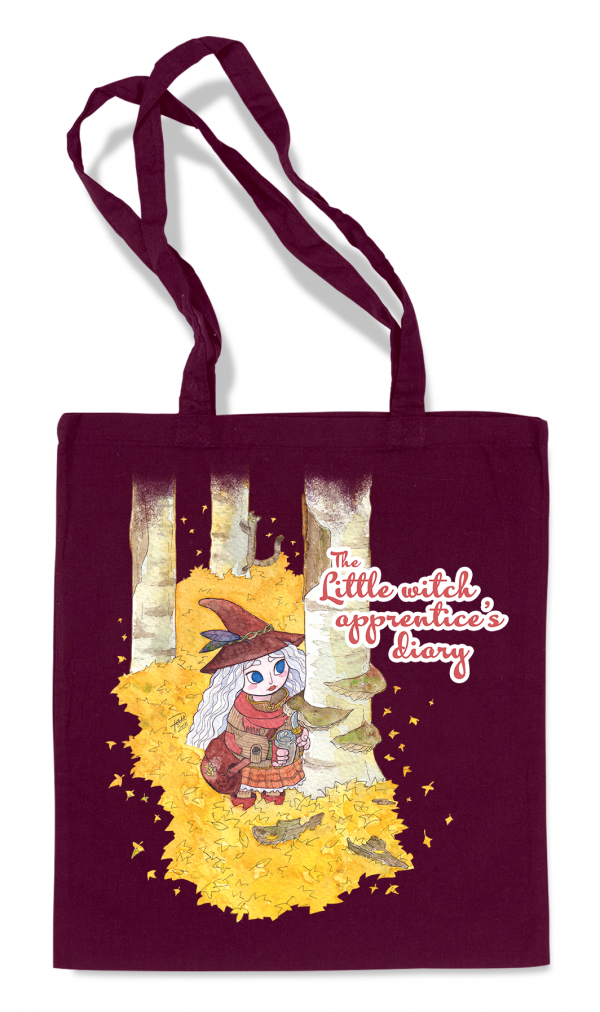 totebag witch apprentice