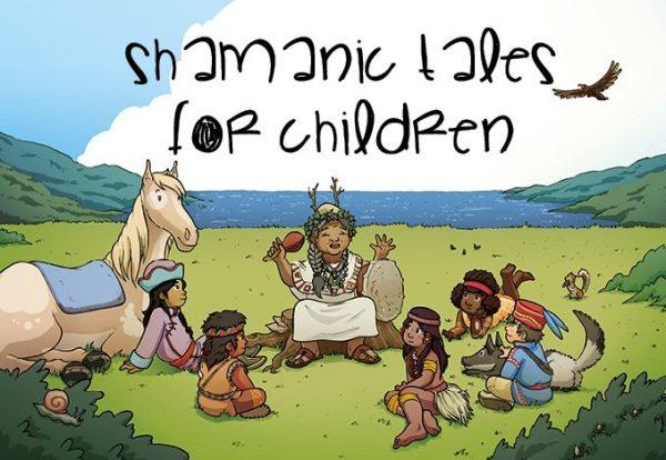 cuentos chamánicos para niños - portada