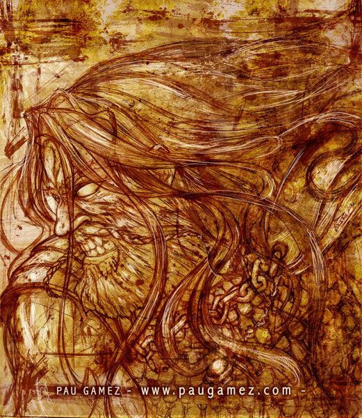 Ilustración Voldof - by Pau Gámez