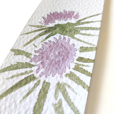 Watercolors bookmak azami by paugamez