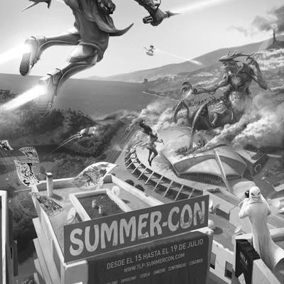 Tenerife LAN Party Summer Con 2015