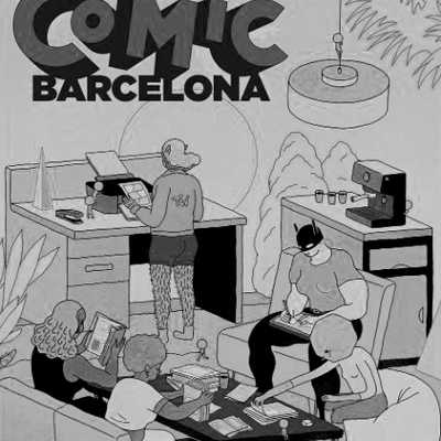 Cómic Barcelona 2019