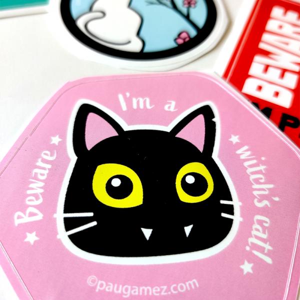 detalle sticker pau gamez