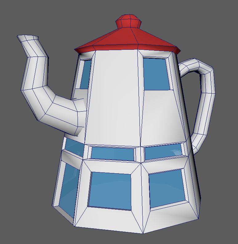 coffee pot by pau gamez