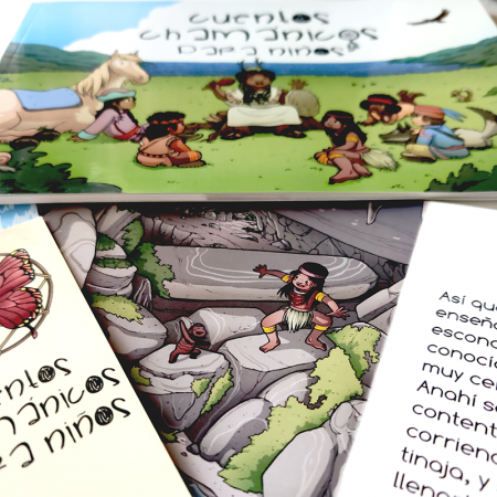 cuentos chamanicos para niños
